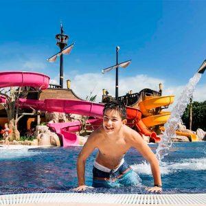 Новый видео Surf&Slide в Майа Гранд Резорт в Канкуне