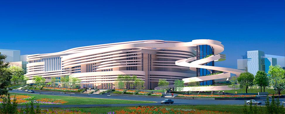 Архитектурный проект: Культурный центр