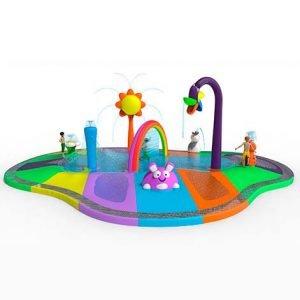 """Toon Land, концепция """"Plug & Play"""" для наших зон водного досуга"""