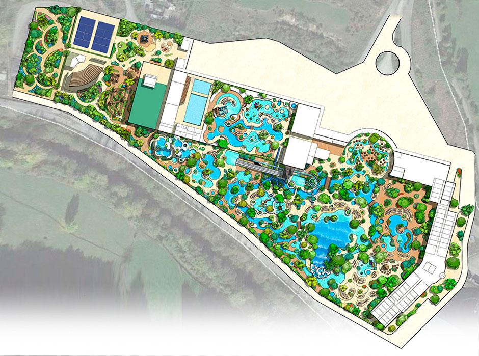 Diver Laciana – новый проект в Вильяблино, Леон, Испания