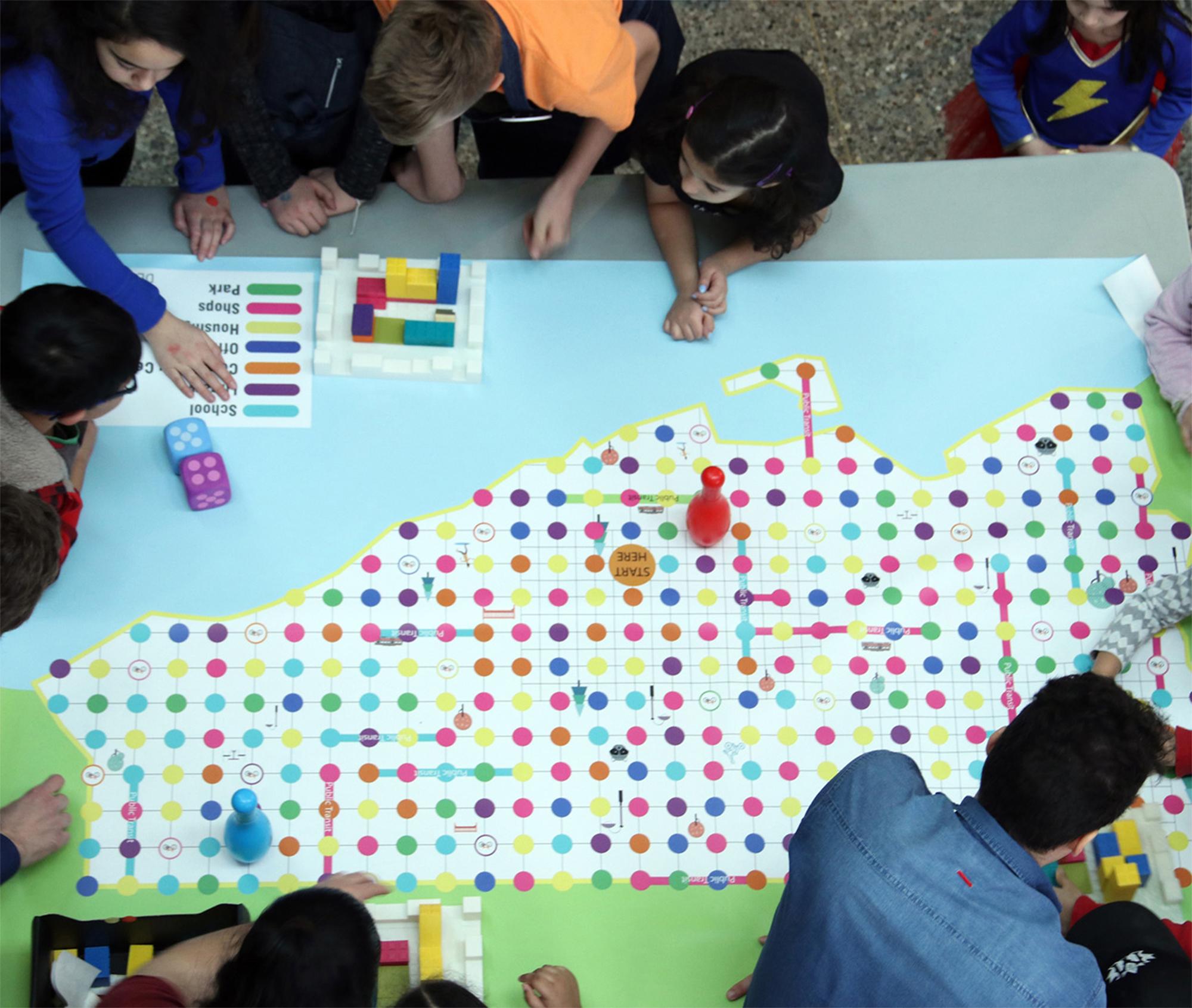 Игра в строительство городов