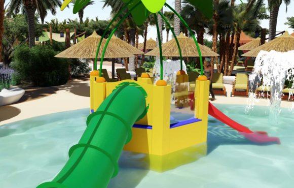 Konga – новый водный игровой комплекс
