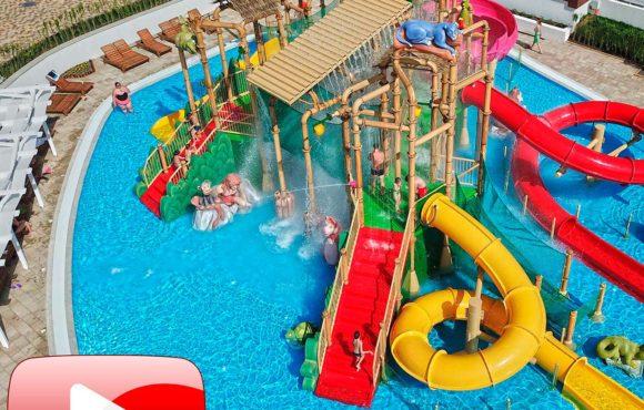 Открыт интерактивный бассейн в городе Геленджик Краснодарского Края