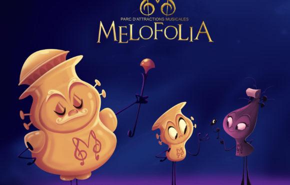 Мелофолия: Новый проект тематического парка о музыке