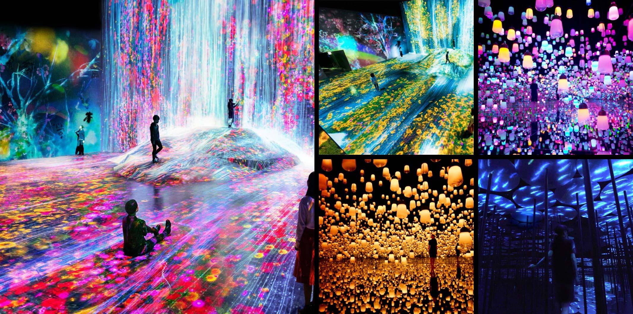 Digital Art Museum Tokio