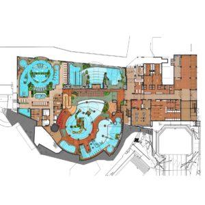 Первый крытый аквапарк на Иберийском полуострове. Новости.