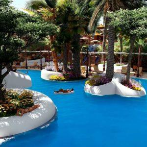 Аквапарк Splashworks Бангладеш