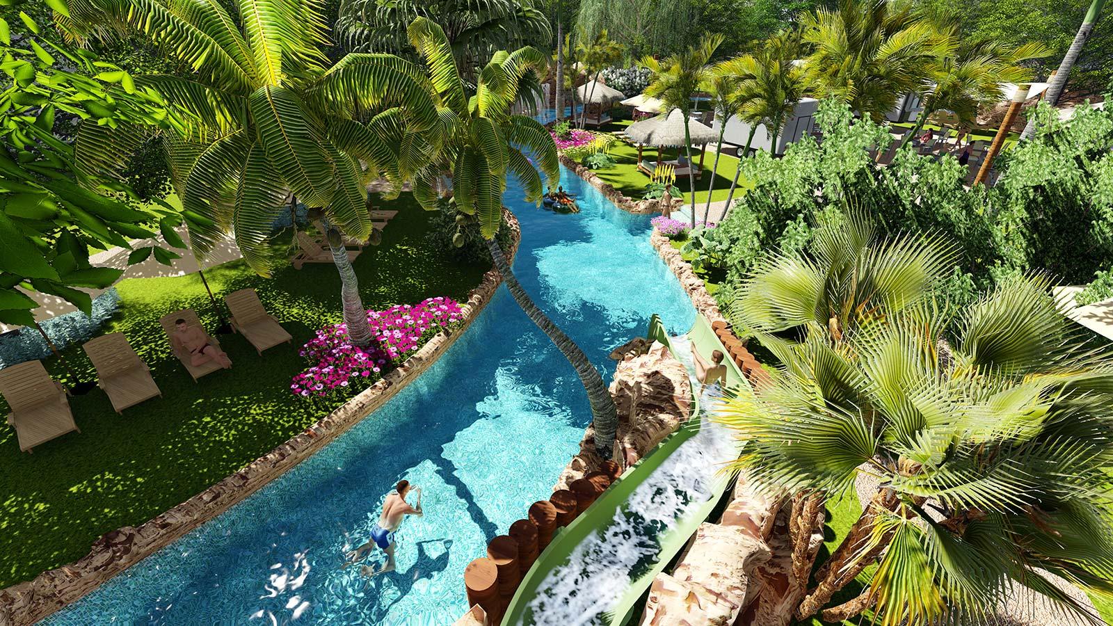 Отель на Карибах