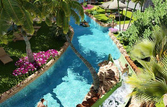 Новый гостиничный проект на Карибах