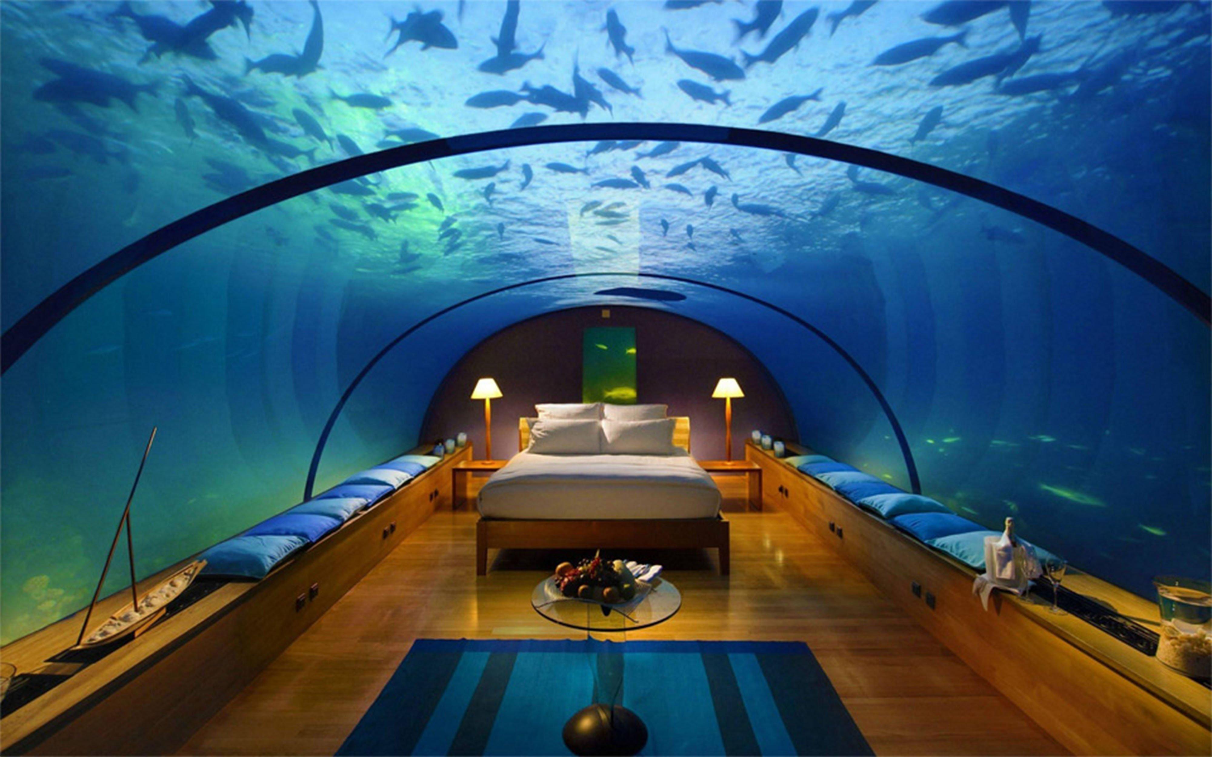 Отель под морем