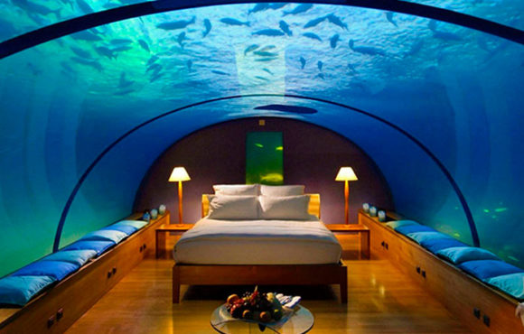 Чего можно ждать от будущего гостиничного дизайна?