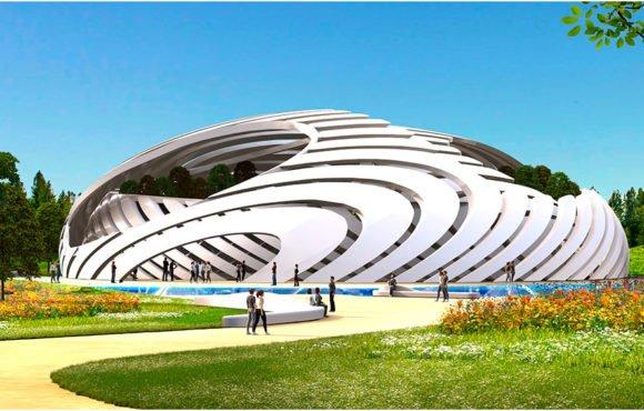 Кожа здания: современная эволюция купола