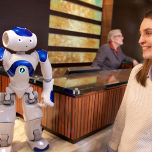 Технологии на службе ощущений постояльцев в гостиничной индустрии