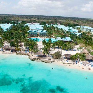 Новый  аквапарк на Карибах: Hilton La Romana