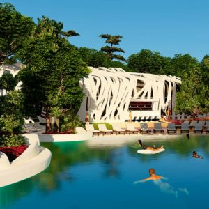 Архитектура аквапарков: улучшая опыт, снижая затраты.
