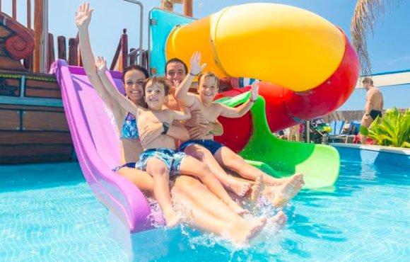 19 лучших семейных отелей Европы для отпуска с детьми