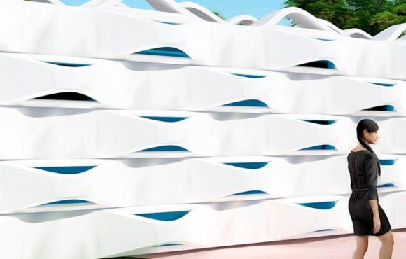 Как обогатить фасад здания без скачка его стоимости.