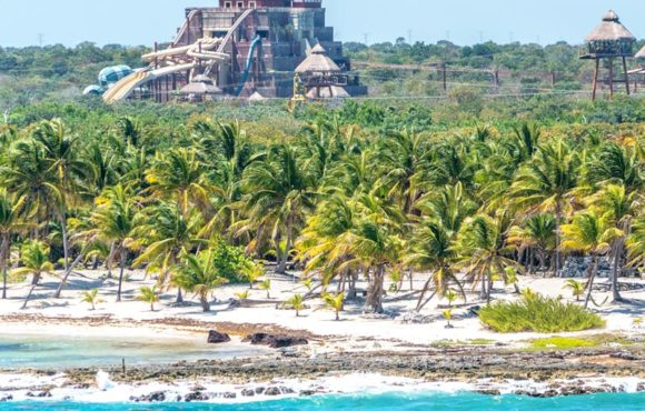 21 миллион посетителей для развлекательной индустрии Мексики.