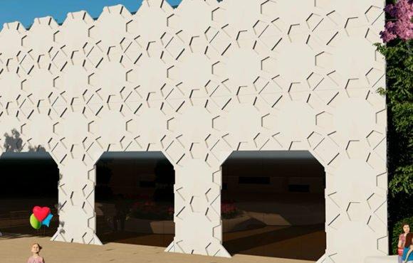 Обшивка здания: контроль проникновения солнечного излучения