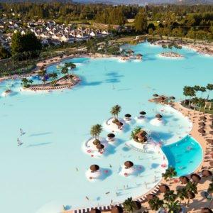Amusement Megapools, райские воды