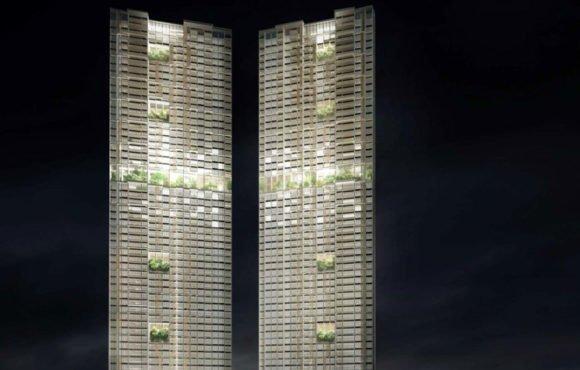 Самые высокие сборные башни в мире