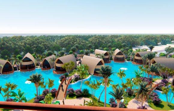Архитектурный проект Amusement Logic: Bangladesh Grand Resort
