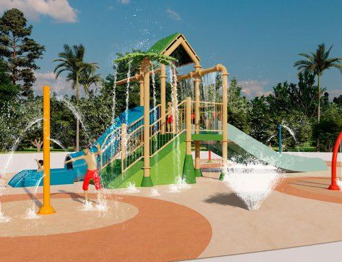 Водные игровые комплексы в Доминиканской республике