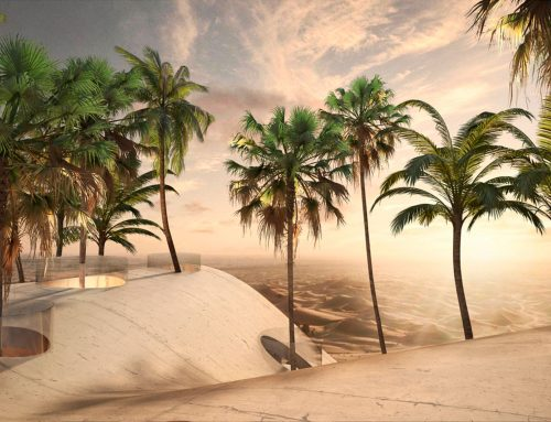 DUNAS: предстоящее строительство отеля-оазиса в Кувейте